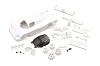 Kyosho Mini-Z SAUBER MercedesC9 White Body Set (w/Wheel)