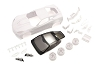 Kyosho Mini-Z CORVETTE ZR1 White Body Set w/Wheel