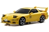 Kyosho Mini-Z Initial D Mazda RX-7 FD3S MZ Collection
