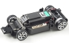 Kyosho dNaNo FX-10RM PORSCHE 911 GT3 Chassis Set without Body
