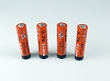 PN Racing Extreme Power 555mah Li-Ion 3.7V Rechargeable AAA Battery (4pcs)
