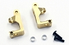 Kyosho mini-Z Buggy MB010 Aluminum Front Hub Carrier (Gold)