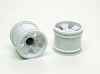 PN Racing Mini-Z Buggy Monster Wheel White (2pcs)