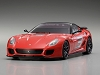 Kyosho Mini-Z MR03W MM Ferrari 599XX No. 3 Red Body Set