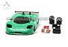 TRP Mini-Z MR02/MR03W MM Mosler MT900 Body Set (Aqua 60 Hard hand painted)