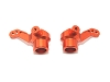 PN Racing ZX5 TF5 Alloy Front Knuckle Set (Orange)