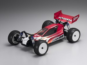 Kyosho Lazer ZX5 1/10 4WD Buggy Car Kit