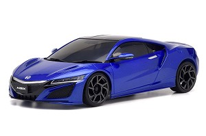 Kyosho Mini-Z ASC MR-03W-MM NSX Nouvelle Blue Pearl Body Set