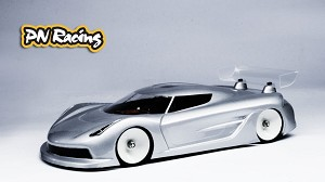 PN Racing JSK 1/28 Touring Lexan Body Kit