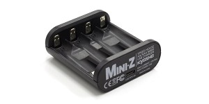 Kyosho Mini-Z Speed House USB Charger (Ni-Mh / AA & AAA)