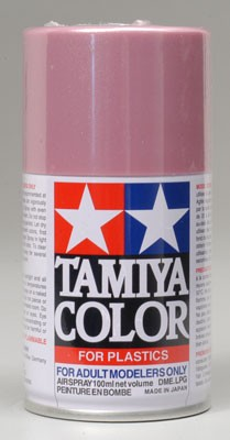 Tamiya Spray Lacquer TS-59 Pearl Light Red