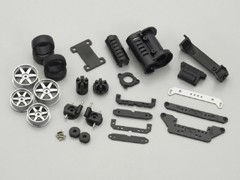 Kyosho dNaNo Fitting Parts Set (Nissan GT-R)