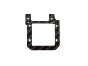 PN Racing 1.5mm Graphite Motor Mount Lower Plate for Jomurema GT01