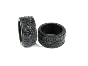 PN Racing Mini-Z KS-M Compound RCP Type-F Rear Tire MEDIUM (2pcs)