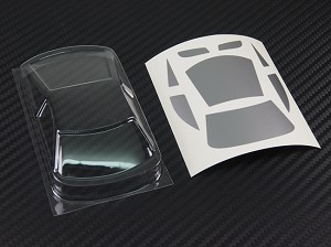 PN Racing Mini-Z Lexan Roof JOMUREMA GT01