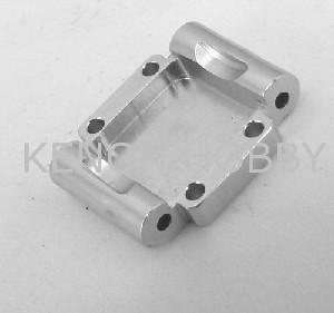 Hot Racing Micro-T Alum. Rear Arm Mount Stock ( silver )