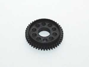 PN Racing 64 Pitch Delrin Spur Gear 54T with Ball Bearing