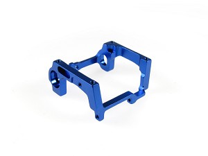 PN Racing Mini-Z Gimbaled Main Motor Mount (Blue)