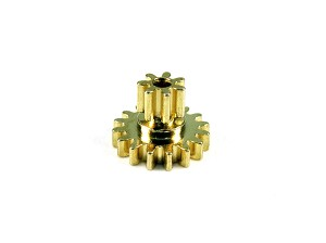 PN Racing Mini-Z MR03 Brass 4th Servo Gear