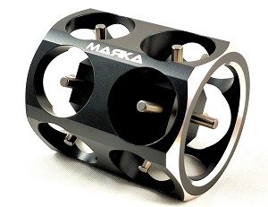 Marka Alu Pinion Holder (Shaft Size 3.17mm)