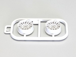 Kyosho Mini-Z RWD Multi Wheel II N/Offset 1.5 (White/RE30/2pcs)