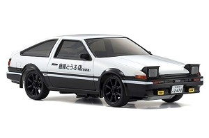 Kyosho Mini-Z Initial D Toyota Sprinter Trueno AE86 MZ Collection
