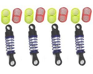 Hot Racing Kyosho Mini-Z Buggy Alum Shock Set