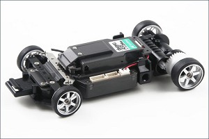 Kyosho dNaNo FX-101MM GT-R R34 Chassis Set without Body