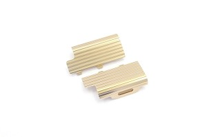 Kyosho mini-Z Buggy MB010 Aluminum Battery Heatsink (Gold)