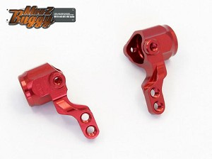 Kyosho Mini-Z Buggy MB-010 Aluminum Knuckle Set (Red)