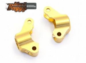 Kyosho Mini-Z Buggy MB-010 Aluminum Rear Hub Carrier (Gold)