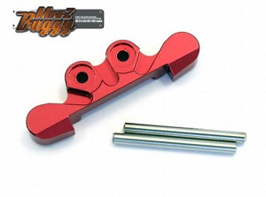 Kyosho Mini-Z Buggy MB-010 Aluminum Front Suspension Mount (Red)