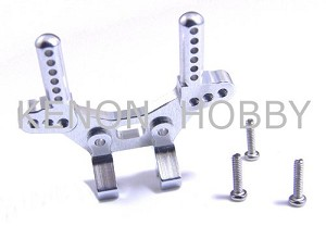 Hot Racing Silver Front Shock Tower Micro 4WD