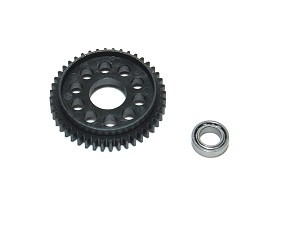 PN Racing Delrin Ball Diff Gear 44T with Bearing