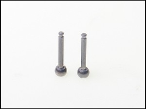 PN Racing Mini-Z MR03 SCC Front Long King Pin (2 pcs)