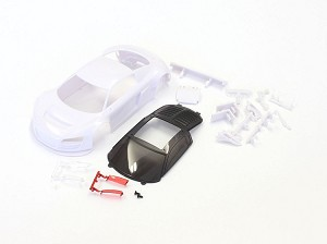 Kyosho Mini-Z Audi R8 LMS White Body Set