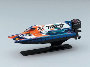 Kyosho Mini-Z Boat Scale Marine Collection Trust No.30 Body Set