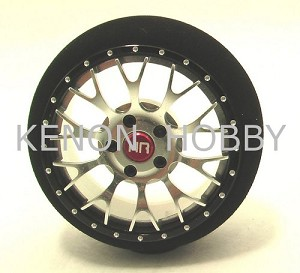Hot Racing 10-Y Spoke BBS Steering Tx Wheel
