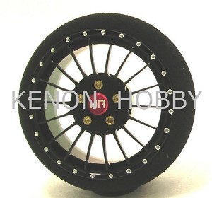 Hot Racing 18 Spoke Steering Tx Wheel