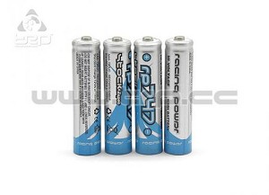 TRP Racing Power 747mah AAA Stock Spec Battery (4pcs)