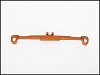 PN Racing Mini-Z F1 Pro2 Tie Rod +1 (Orange)