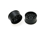 PN Racing Mini-Z AWD Machine Cut 10 Spoke Rear Wheel R1 Black