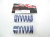 Hot Racing Revo 18lb shiny blue preload springs