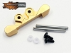 Kyosho Mini-Z MB010 Aluminum Rear Suspension Mount (0 Deg/Gold)