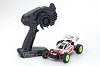 Kyosho Mini-Z Buggy Turbo Optima Mid White Ready Set