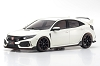 Kyosho Mini-Z MA-03F Honda Civic Type R White Body Set
