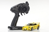 Kyosho Mini-Z AWD MA020 Initial D RX-7 Mazda FD3S Yellow Ready Set