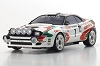 Kyosho Mini-Z ASC MA-020 Toyota CELICA TURBO 4WD No. 7 WRC 1993 Juha Kankkunen Body Set