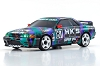 Kyosho Mini-Z ASC MA-020 SKYLINE HKS GT-R R32 Gr. A Body Set