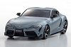 Kyosho Mini-Z ASC MA-020 Toyota GR SUPRA Gray Metallic Body Set